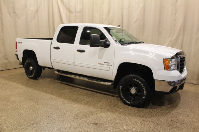 2008 GMC Sierra 2500HD SLE2 Roscoe, Illinois 0
