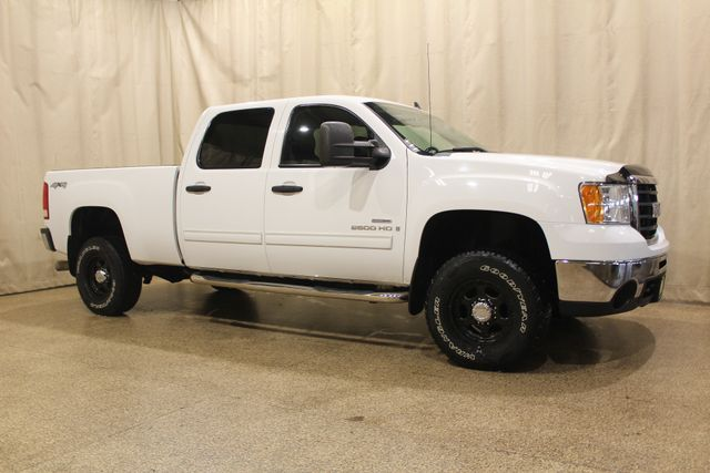 2008 GMC Sierra 2500HD SLE2 Roscoe, Illinois 1