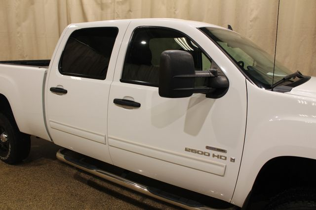 2008 GMC Sierra 2500HD SLE2 Roscoe, Illinois 12
