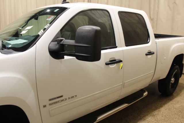 2008 GMC Sierra 2500HD SLE2 Roscoe, Illinois 8