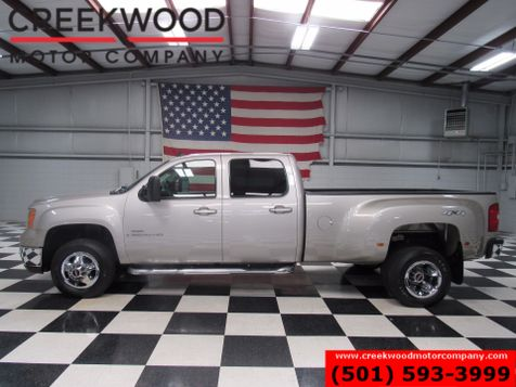 2008 GMC Sierra 3500HD SLT 4x4 Diesel Dually Leather Htd New Tires Chrome in Searcy, AR
