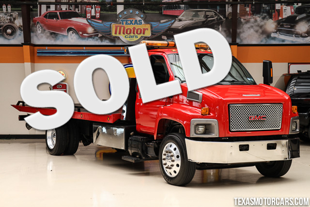 2008 GMC TC7500 Financing is available with rates as low as 29 wac Get pre-approved in no tim