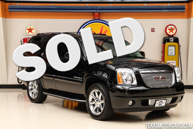 2008 GMC Yukon Denali Financing is available with rates as low as 29 wac Get pre-approved in