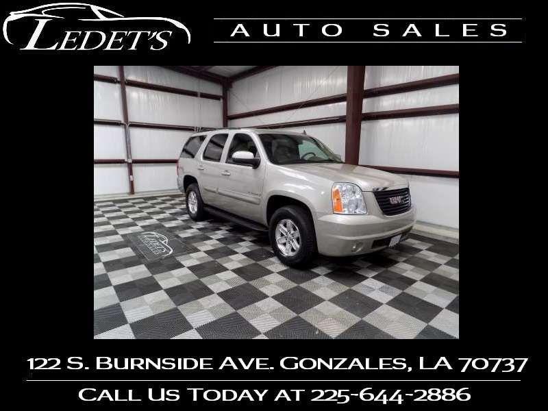 2008 GMC Yukon SLT  - Ledet's Auto Sales Gonzales_state_zip in Gonzales Louisiana