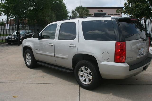 2008 GMC Yukon SLT w/4SA Houston, Texas 2