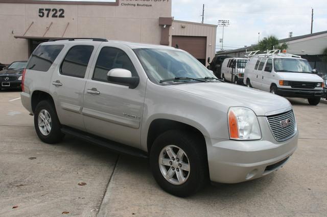 2008 GMC Yukon SLT w/4SA Houston, Texas 5