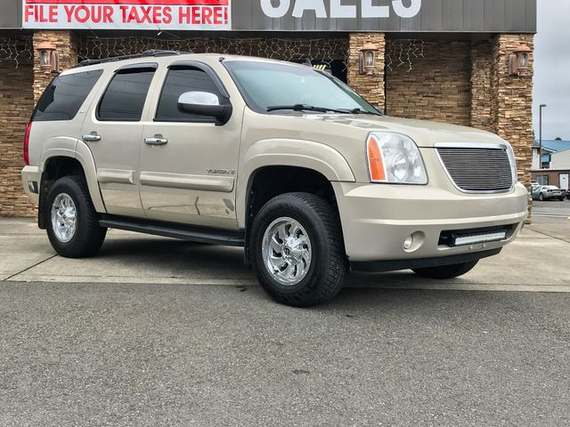 2008 GMC Yukon SLE 4WD The CARFAX Buy Back Guarantee that comes with this vehicle means that you c