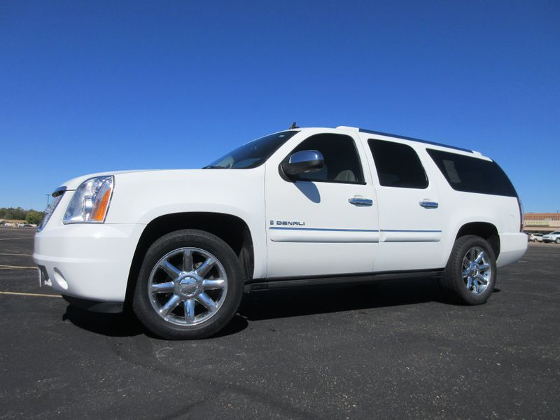 2008 GMC Yukon XL Denali 4wd  Fultons Used Cars Inc  in , Colorado