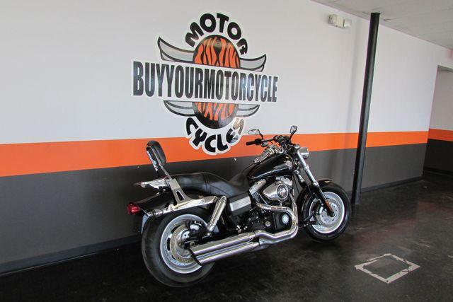 2008 Harley-Davidson Dyna Fat Bob FXDB Arlington, Texas 1