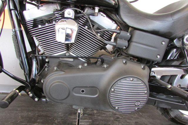2008 Harley-Davidson Dyna Fat Bob FXDB Arlington, Texas 38
