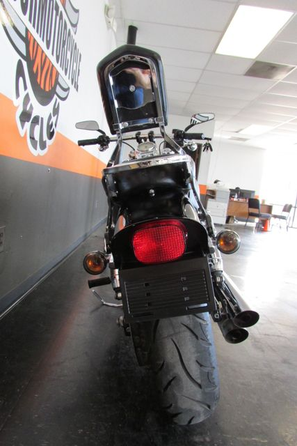 2008 Harley-Davidson Dyna Fat Bob FXDB Arlington, Texas 8