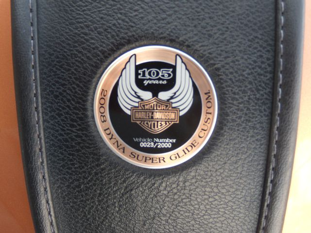 2008 Harley-Davidson Dyna Glide Super Glide® Custom Ephrata, PA 12