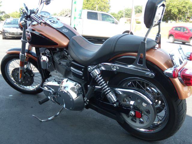 2008 Harley-Davidson Dyna Glide Super Glide® Custom Ephrata, PA 4