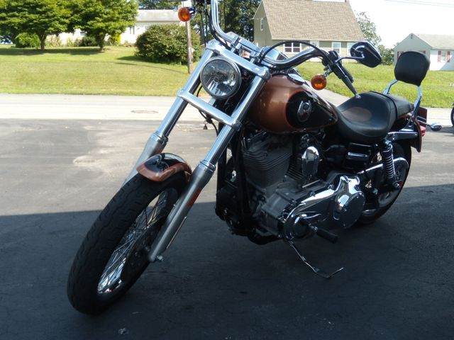 2008 Harley-Davidson Dyna Glide Super Glide® Custom Ephrata, PA 6
