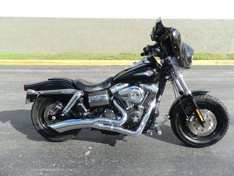2008 Harley-Davidson Dyna Glide Fat Bob FXDF Fat Bob™ FXDF Fatbob in Hollywood, Florida