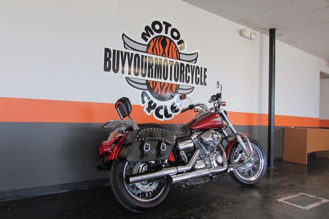 2008 Harley-Davidson Dyna Super Glide Custom FXDC SUPERGLIDE Arlington, Texas 1