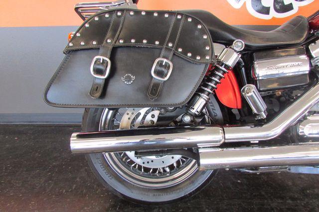 2008 Harley-Davidson Dyna Super Glide Custom FXDC SUPERGLIDE Arlington, Texas 11