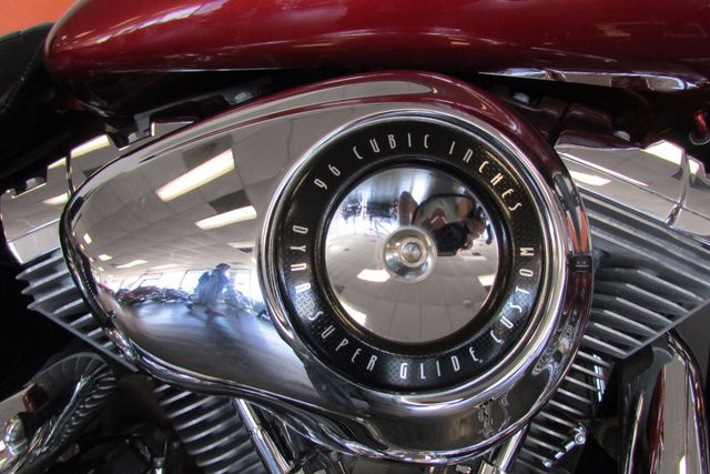 2008 Harley-Davidson Dyna Super Glide Custom FXDC SUPERGLIDE Arlington, Texas 19