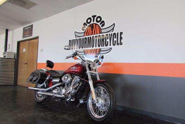 2008 Harley-Davidson Dyna Super Glide Custom FXDC SUPERGLIDE Arlington, Texas 2