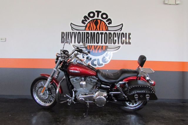 2008 Harley-Davidson Dyna Super Glide Custom FXDC SUPERGLIDE Arlington, Texas 31