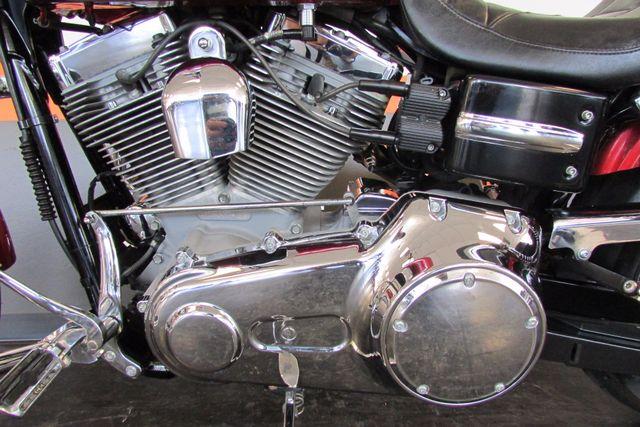 2008 Harley-Davidson Dyna Super Glide Custom FXDC SUPERGLIDE Arlington, Texas 40
