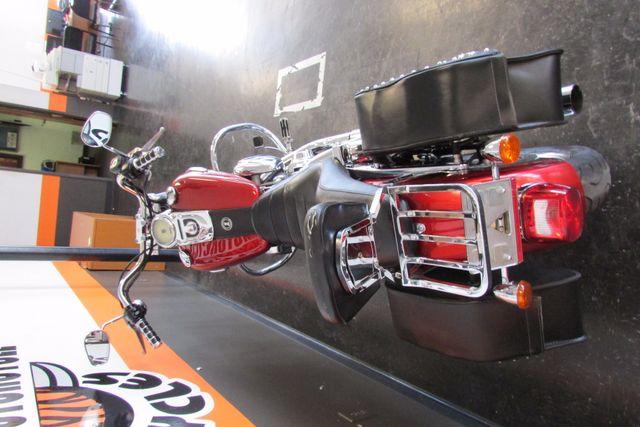 2008 Harley-Davidson Dyna Super Glide Custom FXDC SUPERGLIDE Arlington, Texas 9