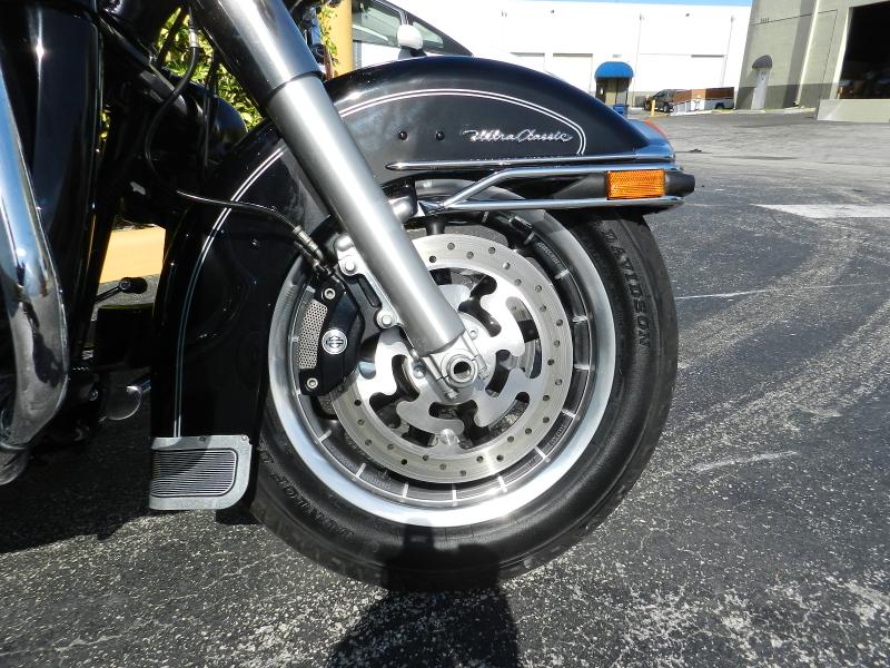 2008 Harley-Davidson Electra Glide Ultra Classic FLHTCU Warranty  city Florida  MC Cycles  in Hollywood, Florida