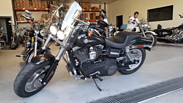 2008 Harley-Davidson Fat Bob Ogden, Utah 1