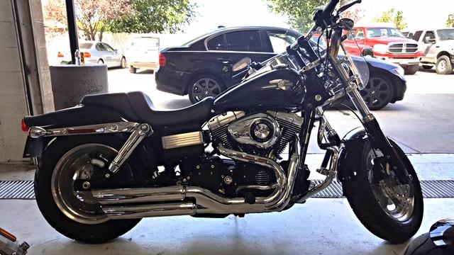 2008 Harley-Davidson Fat Bob Ogden, Utah 13
