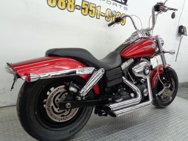 2008 Harley Davidson Fat Bob   Oklahoma  Action PowerSports  in Tulsa, Oklahoma