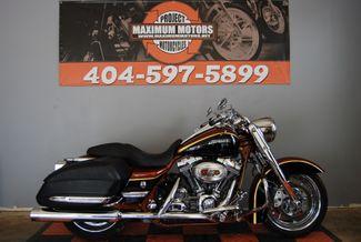 2008 Harley Davidson FLHRSE4 ANNIVERSARY Screamin Eagle Roadking Jackson, Georgia