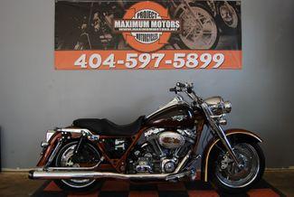 2008 Harley Davidson FLHRSE4 Screamin Eagle Roadking Jackson, Georgia