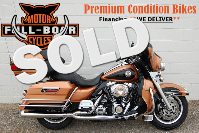 2008 Harley Davidson FLHTCU ULTRA CLASSIC ELECTRA GLIDE ANNIVERSARY in Hurst TX