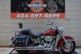 2008 Harley Davidson FLSTC Heritage Softail Jackson, Georgia