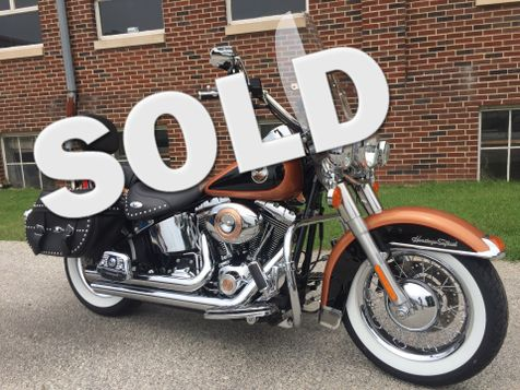 2008 Harley-Davidson FLSTC Heritage Softail Classic in Oaks