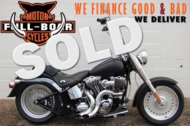 2008 Harley Davidson FLSTF  FATBOY SOFTAIL FAT-BOY - FLSTF in Hurst TX