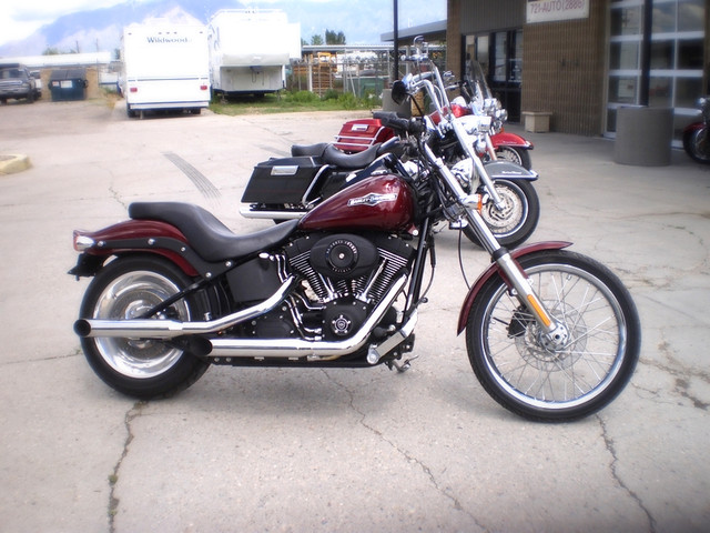 2008 Harley-Davidson Softail® Night Train® Ogden, Utah 0