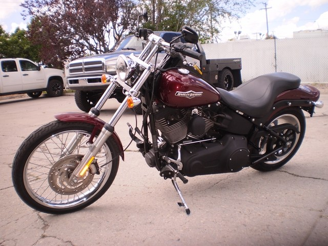 2008 Harley-Davidson Softail® Night Train® Ogden, Utah 2