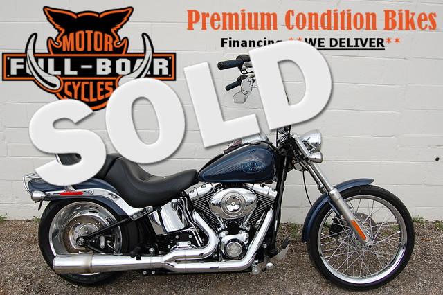 2008 Harley Davidson SOFTAIL CUSTOM FXSTC in Hurst TX
