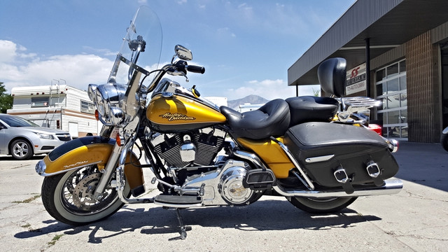 2008 Harley-Davidson Road King® Classic Ogden, Utah 0