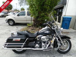 2008 Harley-Davidson ROAD KING SHRINE  in Hollywood, Florida