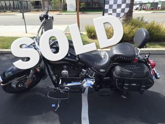 2008 Harley Davidson Softail Heritage FLSTC Anaheim, California