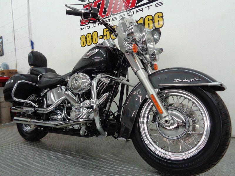 2008 Harley Davidson Softail Deluxe   Oklahoma  Action PowerSports  in Tulsa, Oklahoma