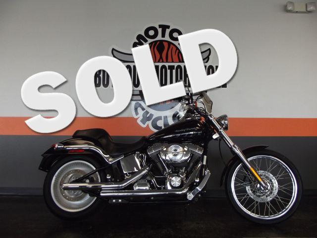 2001 Harley Davidson SOFTAIL DEUCE FXSTD Arlington, Texas 0