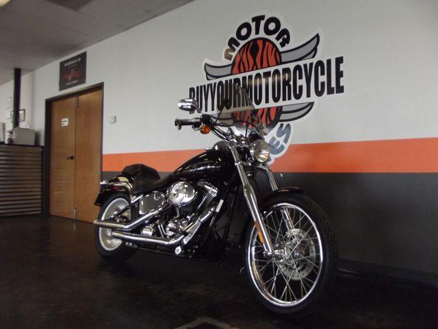 2001 Harley Davidson SOFTAIL DEUCE FXSTD Arlington, Texas 2