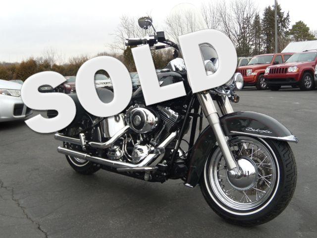 2008 Harley-Davidson Softail® Deluxe Ephrata, PA 0