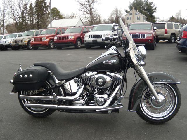 2008 Harley-Davidson Softail® Deluxe Ephrata, PA 1