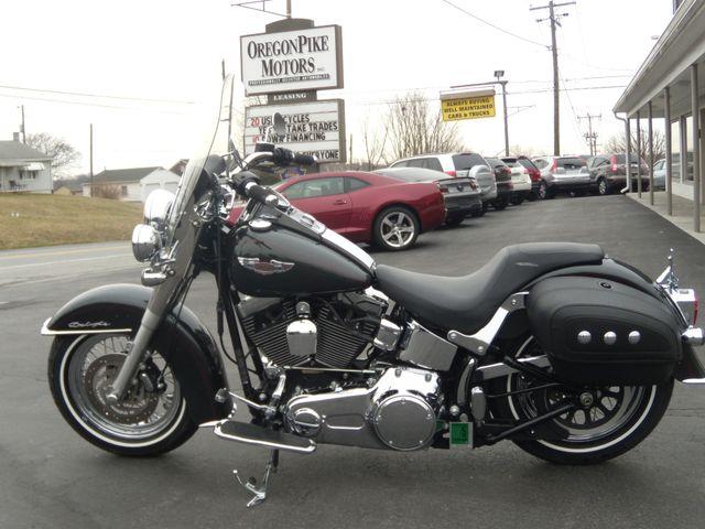 2008 Harley-Davidson Softail® Deluxe Ephrata, PA 9