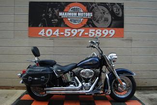 2008 Harley-Davidson Softail® Heritage Softail® Classic Jackson, Georgia