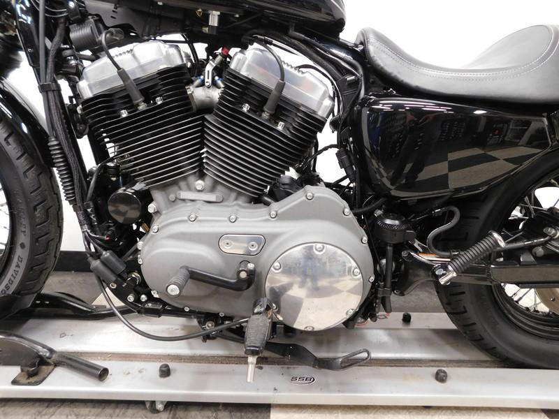 2008 Harley-Davidson Sportster 1200 Nightster XL1200N in Eden Prairie, Minnesota